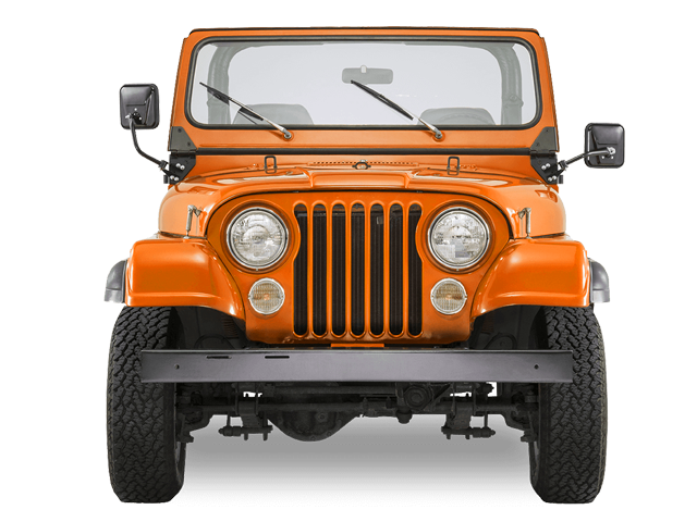 Electric Jeep CJ